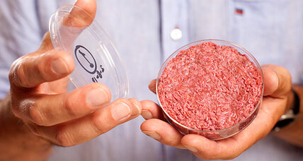 Lab-grown hamburger tastes bland, costs a fortune, and could save the world