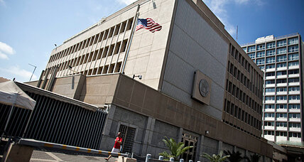 Al Qaeda threat? US embassy closings signal it has changed, not disappeared.