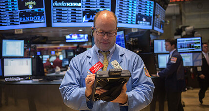 Stocks mixed on quiet day on Wall Street