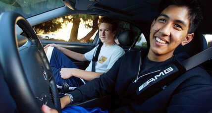 Are fewer teens interested in driving?