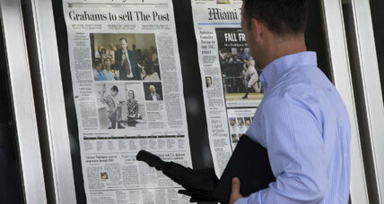 Washington Post sold to Jeff Bezos: End of old media or new hope?