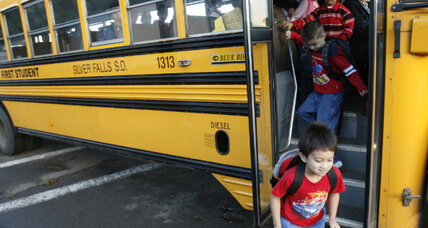 School bus fight: School discipline experts say driver made right call