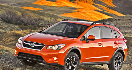 2014 Subaru XV Crosstrek: Surefooted but loud