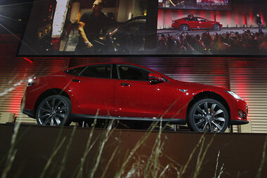 2013 Tesla Model S New Options Packages And Prices
