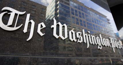 Washington Post sale a sign respected brands will matter, even online (+video)