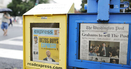 Newspapers for sale: Are new billionaire owners good for the business? (+video)