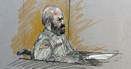 Fort Hood trial: Odd legal dance as both sides appear to seek death penalty (+video)