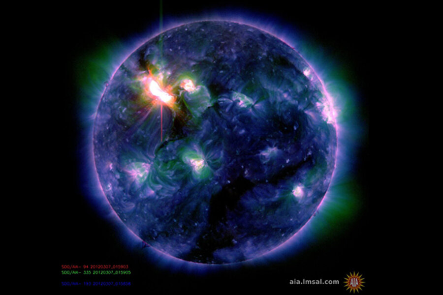 Sun's magnetic reversal means big changes for the solar