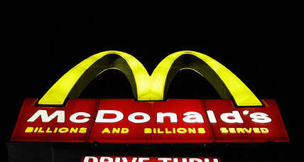 McDonald's franchisees dispute worker's debit card suit