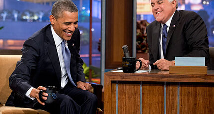 Why Obama's 'Tonight Show' chat was new low for mainstream media