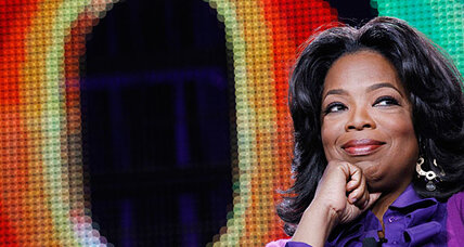 Why is Obama awarding Oprah Winfrey the Medal of Freedom?