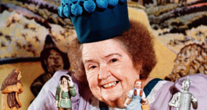 Flowerpot munchkin: 'Oz' actress Margaret Pellegrini has passed away