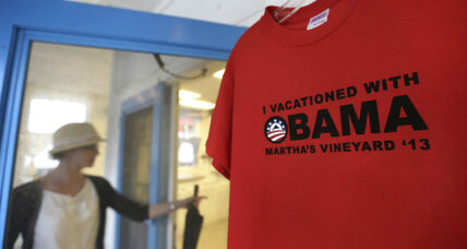 Obama on the Vineyard, redux: why presidential vacations stir up a furor