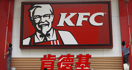 The global middle class has a hankering for US fast food