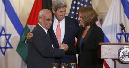 The Israeli-Palestinian 'peace process' and US befuddlement