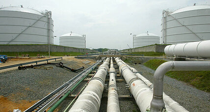 Energy independence in the age of natural gas exports