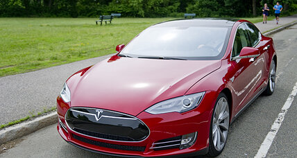 All-wheel-drive coming to Tesla Model S? Maybe.