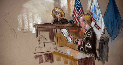 Manning wants to be a 'better person,' he told court