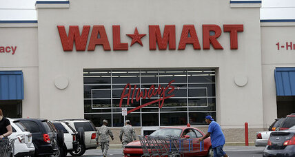 WalMart shooting: Motive a mystery