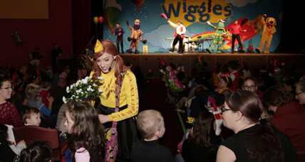Wiggles will waggle on US tour with first female lead