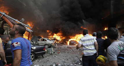 Lebanon bomb blast could be deadliest since civil war