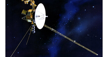 Voyager 1 left the solar system last year, research suggests