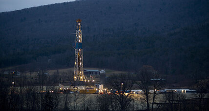 Marcellus Shale natural gas output rising fast