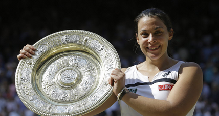 Marion Bartoli retires from tennis weeks after winning Wimbledon