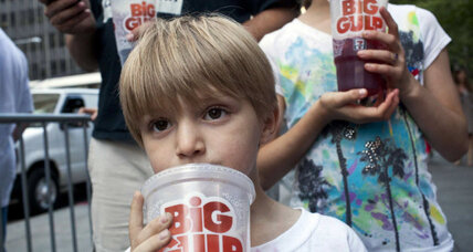 Soda causes childhood behavior problems, reaps government subsidies