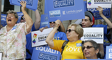 Post-DOMA: Where do same-sex couples stand?