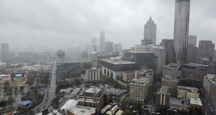 Atlanta cold snap: Why is it sweater weather in the South?