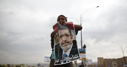 Egypt's crackdown divides regional leaders