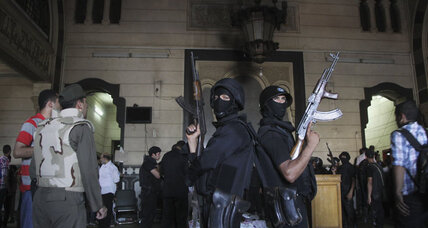 Egypt's prime minister considers disbanding Muslim Brotherhood, bloodshed continues
