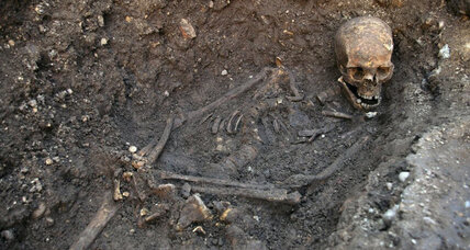 Resting place of Richard III's remains a bone of contention
