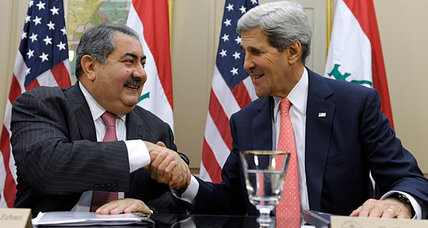 Why Iraqi request for help fighting Al Qaeda poses dilemma for US