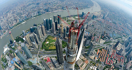 China's city in the sky: just a fantasy?