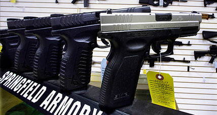 Gun control: Illinois law requiring background checks among 'most stringent'