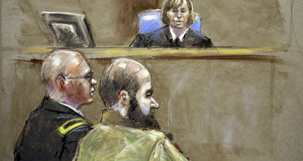 Fort Hood trial: Nidal Hasan rests his defense with no witnesses, no testimony