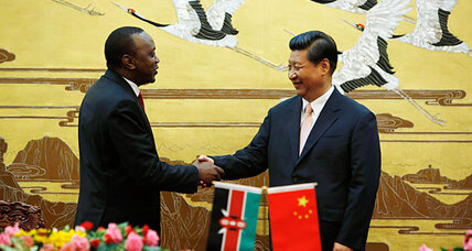 From Indian Ocean to Uganda: China will build Kenya's new rail line