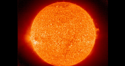 Global warming: What happens if the sun loses its spots?