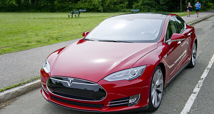 Tesla crash test: Does record safety rating mean electric cars are safer? (+video)