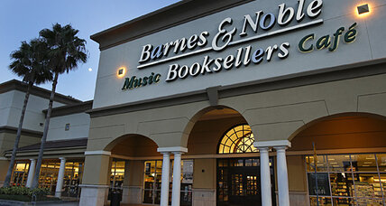 Barnes & Noble's really bad day: Buyout cancelled, stock plunges