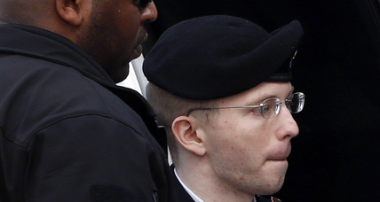 Bradley Manning and leaks to news media: Is US pursuit too hot?