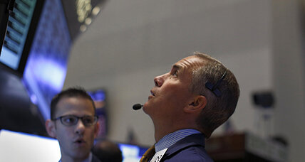 Stocks sink on Federal Reserve minutes