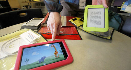 How to get children to read? Embrace the e-book