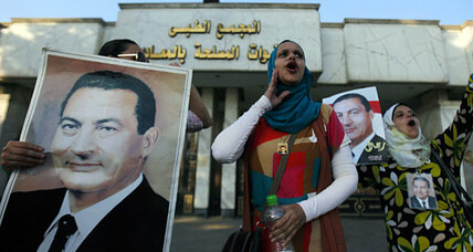 Mubarak released: Egyptians wonder where the revolution went