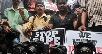 India gang-rape deepens concerns over women's safety