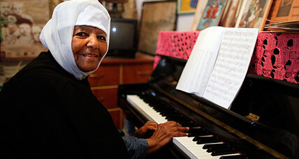 Jerusalem honors 90-year-old Ethiopian composer with first concert