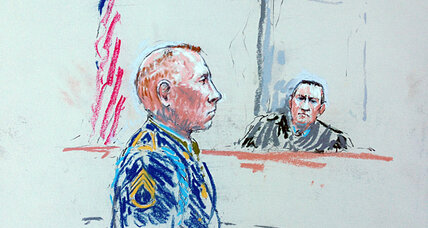 Afghan massacre: Jurors decide Robert Bales should have no chance of parole