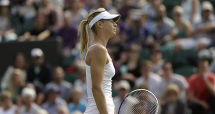 Maria Sharapova withdraws from US Open, 'really tough decision'